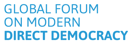 Link zur Webseite des Global Forum on Modern ­Direct Democracy